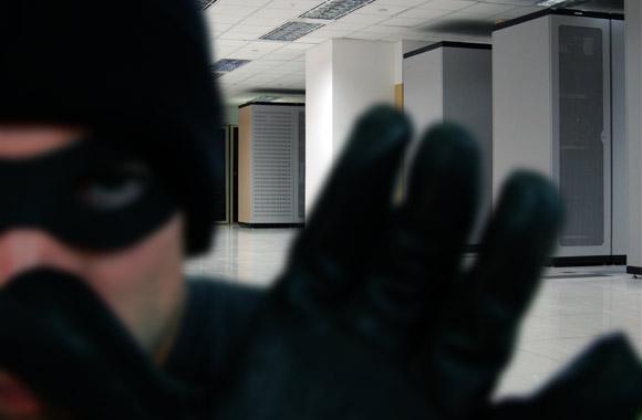 Data center robbery