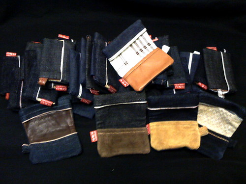 about a thousand wallets