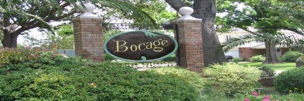 bocage subdivision, new orleans la