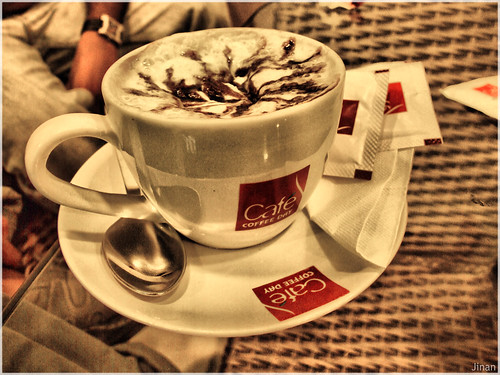 Franchise: Cafe Coffee Day