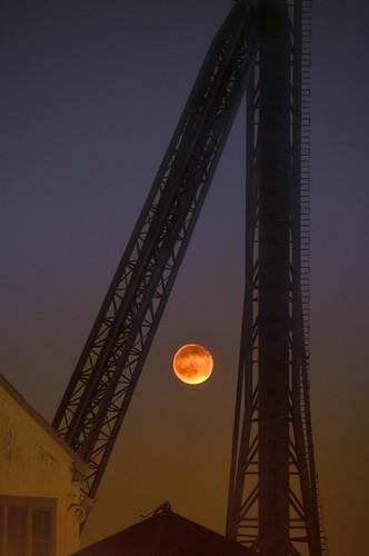 Mare Island Moonrise