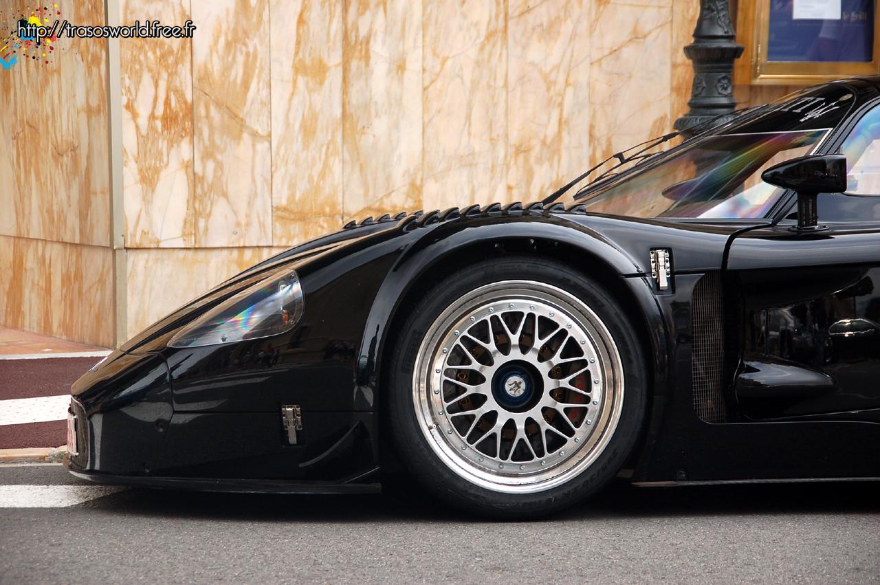 Maserati MC12 Corsa @ Hôtel de