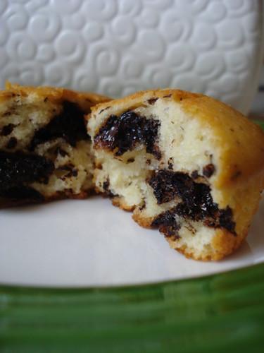 yoğurtlu, çikolatalı muffin 012