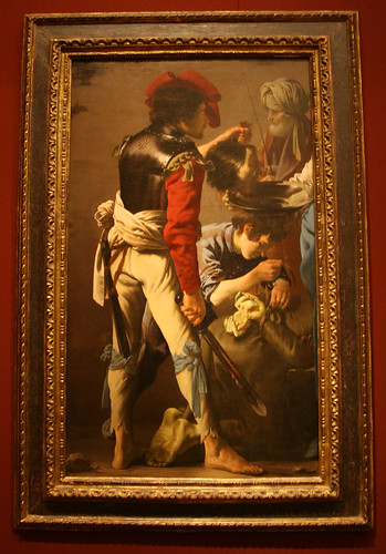 Hendrick Trebrugghen - The Beheading of Saint John the Baptist - Nelson-Atkins Museum