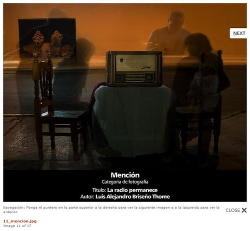 Mencion Honorifica (by El Pelos Briseño)