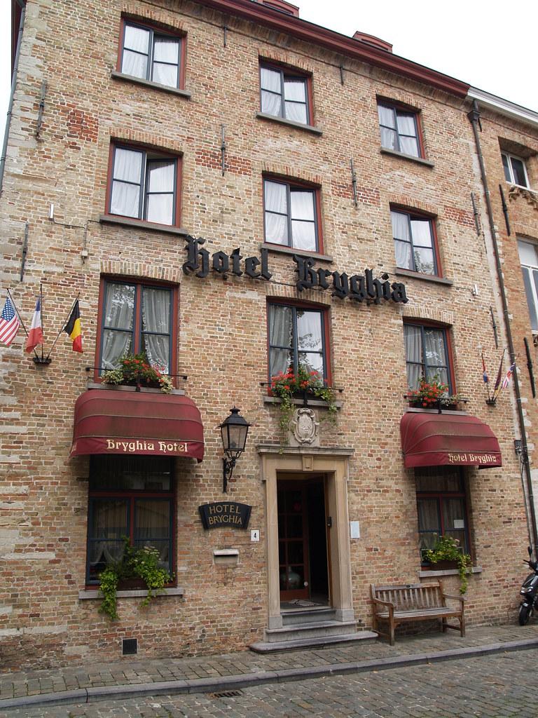 Hotel in Bre