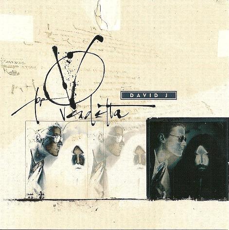 V for Vendetta EP