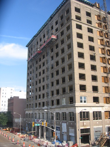 The Restoration of the King Edward Hotel