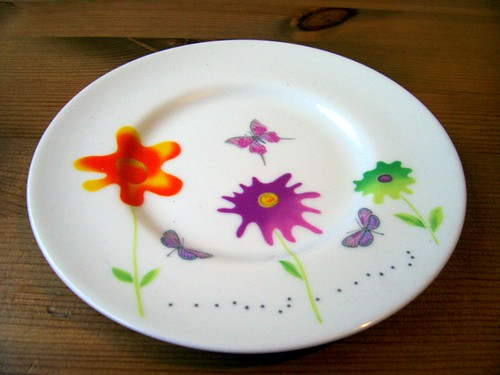 Sping saucer