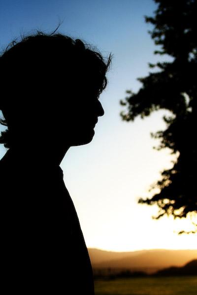 Twilight park silhouettes1