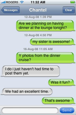 how to delete text messages conversations iphone