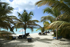 Cocos Beach (Alex.MacDonald) Tags: holiday slr digital canon honeymoon carribean resort antigua caribbean dslr wi westindies antiguabarbuda canoneos350dslr cocoshotel antiguabarduda