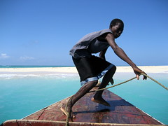 Tanzania, the Indian Ocean Near Pangani (danieleb80) Tags: ocean sea tanzania fisherman indianocean 2008 tanga pangani nearzanzibar nginationalgeographicbyitalianpeople maziweisland