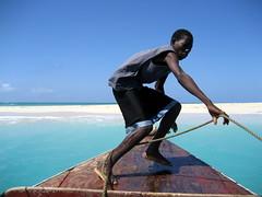 Tanzania, the Indian Ocean Near Pangani (danieleb80) Tags: ocean sea tanzania fisherman indianocean 2008 tanga pangani nearzanzibar nginationalgeographicbyitalianpeople maziweisland