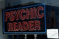 The Psychic's Spies?