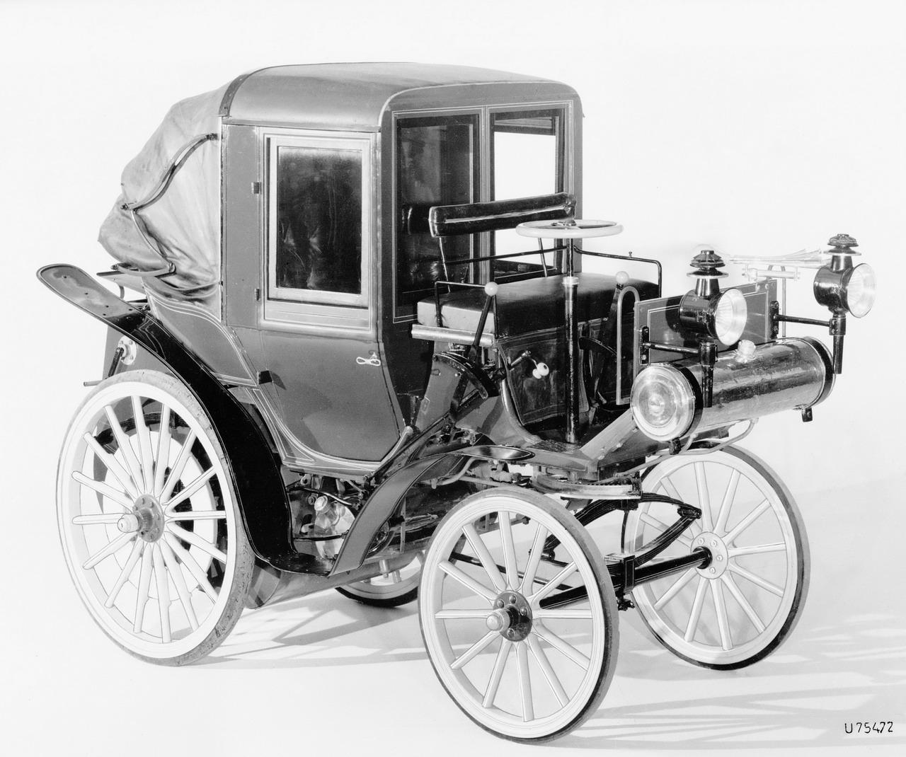 Mercedes-Benz-Blog TRIVIA:Landaulet: Al fresco motoring at its finest - PART II