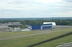 TTN Hangars (PHLAIRLINE.COM) Tags: plane aviation flight airline planes trenton bizjet hangars ttn trentonmercerairport