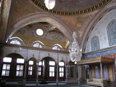 Topkapi Palace  Harem Chambers