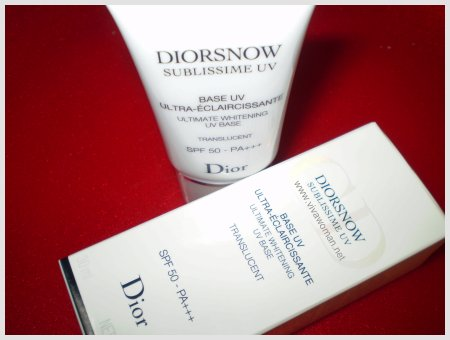 Diorsnow Sublissime UV
