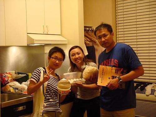 川田飯店的小廚房