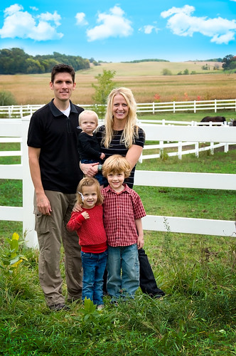 Family Photo, Sept. 27th, 2008