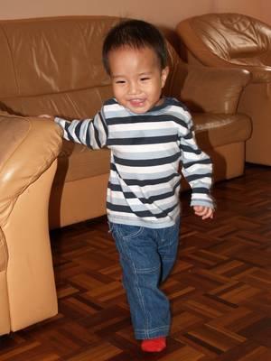Julian at 16 months