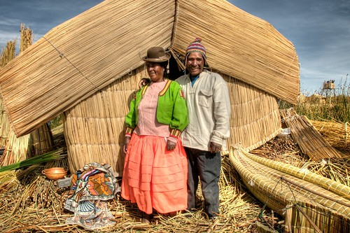 The People of Uros