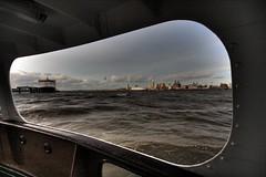 Mersey (*Richard Cooper *) Tags: liverpool qe2 rivermersey merseyferry