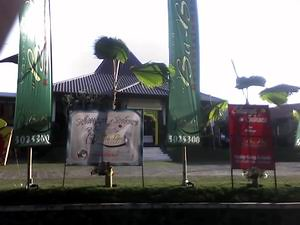 Welcome to Waroeng Ba-Be, Malang