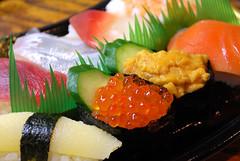 sushi, beautiful / October 08-09 midnight