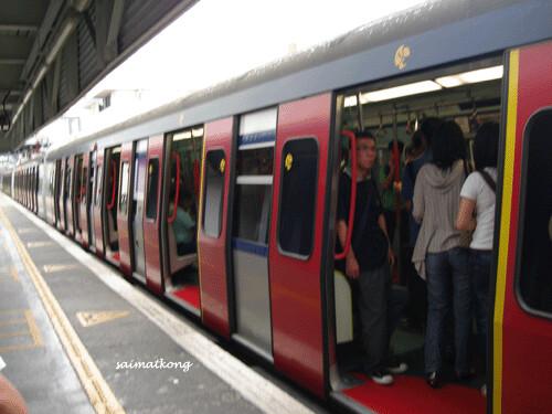 ShenZhen Train