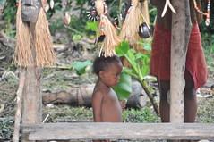 Yagua indian child (orclimber) Tags: peru rain forest river amazon rainforest lodge iquitos 2008 amazonia explorama ceibatops orclimber