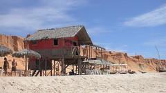Brasile Canoa Quebrada Spiagge da sogno