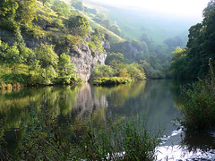 PCFDerbyWye2_lr (egg-eater) Tags: uk autumn beauty sunshine reflections river walking landscape nationalpark scenery derbyshire peakdistrict scenic limestone karst walkers ramblers rambling wye