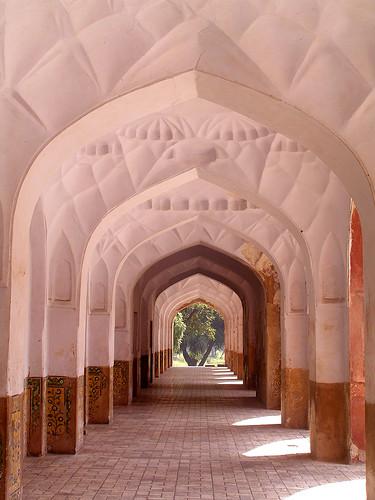 Jahagir's tomb-complex, Lahore