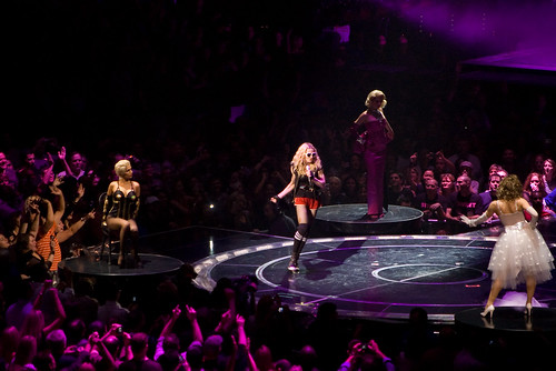 Madonna Sticky & Sweet Tour 2008-13