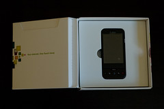 Google Android T-Mobile G1 Phone Unboxing - -8