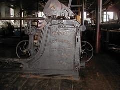 Dangerfield Mill in 2002 (trubbleatmill) Tags: mill scotland textile mules woollen hawick