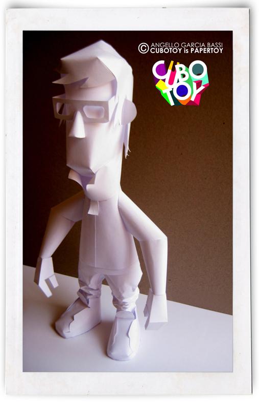 Paperboy - Angello