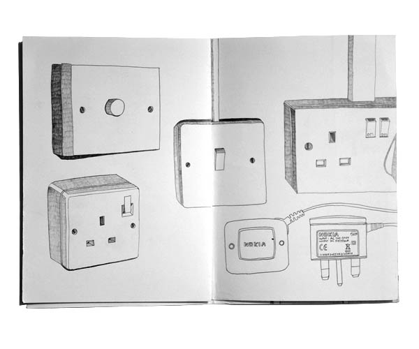 PLUG SKETCHBOOK 2