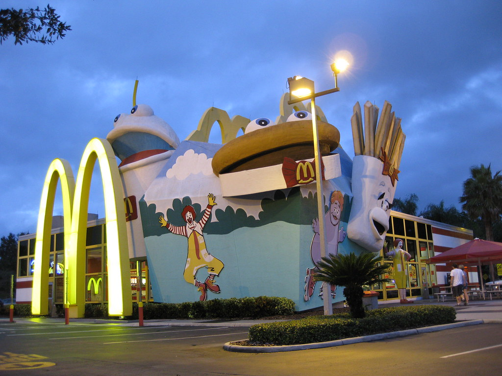 The Giant Happy Meal