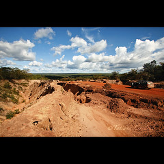 7. unpaived - Par ( Tatiana Cardeal) Tags: road brazil brasil digital highway erosion tatianacardeal humanrights 2008 par socialdocumentary brsil amazonia amazonie socialexclusion br163 environmentalimpact   socialimpact  unpaived