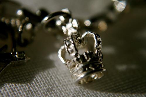 Charm Bracelet: Crown