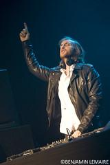 David Guetta @ Théatre Athénée, Paris | 03.11.2008
