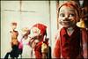 In puppets I trust! (Manlio Castagna) Tags: shop canon toy dof prague puppet bokeh praha praga manlio castagna manliocastagna manliok