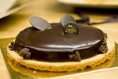 La Maison du Chocolat cake