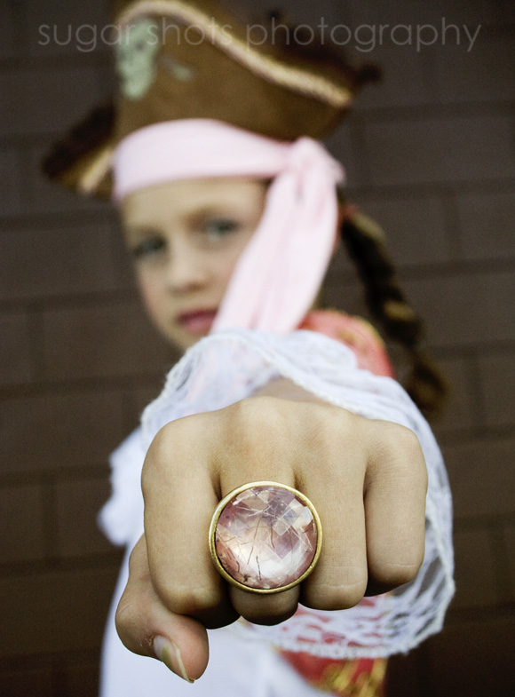 pirate ring.