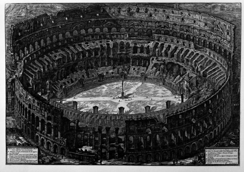019-Vista del Coliseo a vuelo de pajaro