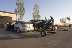 Trailer in a bag (Beasties) Tags: buttonwillow 1110 veloce