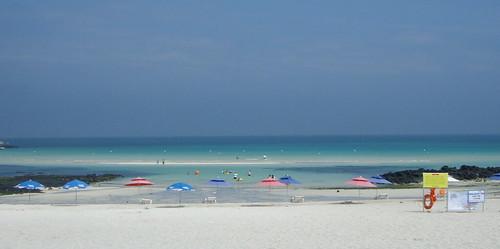 Gimnyoung beach